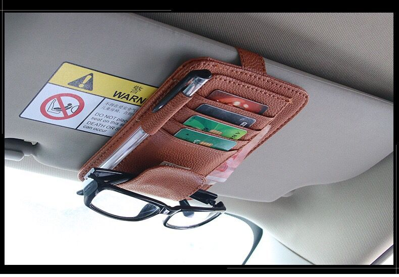 Car Styling Car card clip Sunglasses clip card holder For ACURA Legend CL MDX RL TL Integra RDX TSX RSX ILX EL CSX RLX TLX ZDX