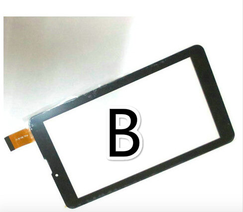 2pcs/lot New touch screen Digitizer For 7 Tablet QCY 706 Touch panel Glass Sensor replacement Free Shipping