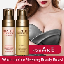 Effective Breast Enlargement Cream+Gel Set Elasticity Enhancer Increase Tightness Big Bust Care