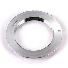 Uniwersalny M42 śruba do mocowania adapter obiektywu pierścień dla Pentax K PK kamera K10D K20D K100D K200D