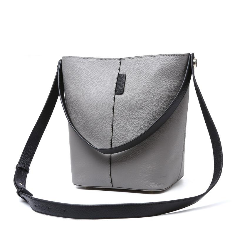 PASTE Famous Brand Genuine Leather Bags For Women Tassel designer handbags high quality Crossbody Women Messenger Bags  T449