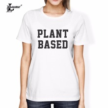 """Plant Based"" women shirt"