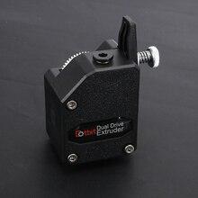 Обновление BMG экструдер клонирован Btech Боуден двойной диск высокой производительности для Wanhao D9 CR-10 Эндер 3 a6 a8 E10 E12 3d принтер запчасти