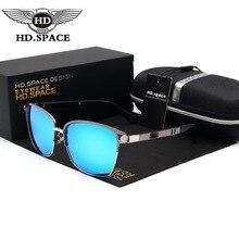 HD Hombre Mujer Top Grado Calle Snap Gafas Espejo Clásico gafas de Sol Polarizadas Gafas de Conducción Gafas Hipster Gafas de Sol LD010