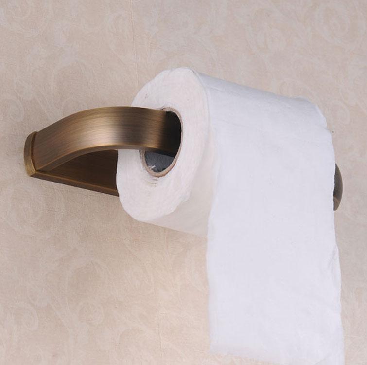 ФОТО toilet holder holder antique paper hook hanging paper towel toilet paper rack fashion toilet paper