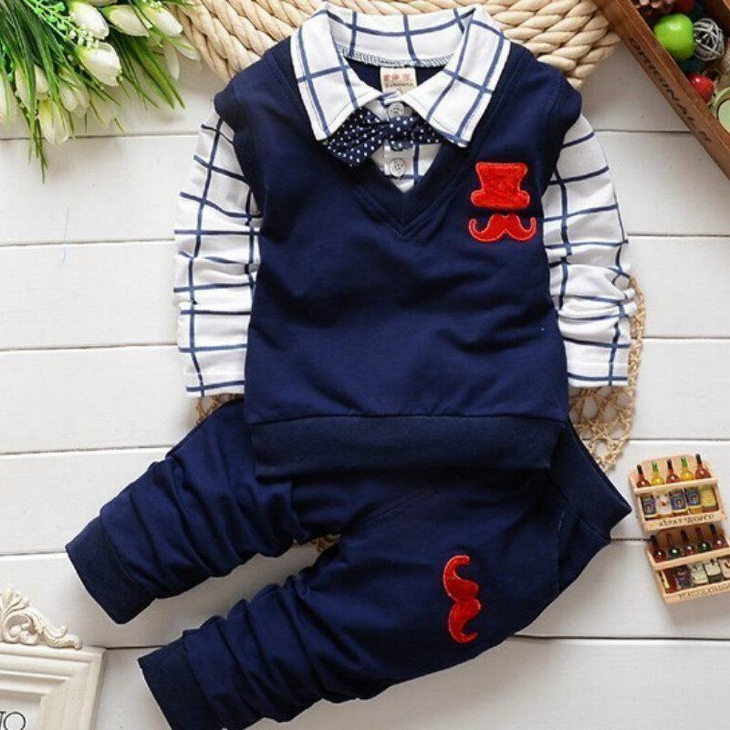Baby Boy Clothes Set Children Clothing Sets Products Kids Clothes Baby Boys T-shirts+Pants 2PCS Tracksuit spring autumn suits