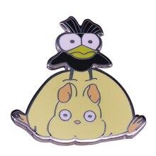 Boh мышь и птица Унесенные призраками pin Studio Ghibli Аниме чутье Kawaii животные Приключения дополнение