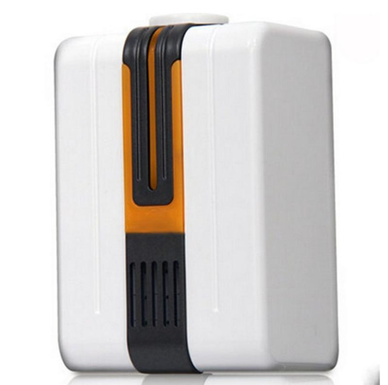цена на 100pc/lot wholesale ionizer air purifier for home negative ion generator 9 million AC220V remove Formaldehyde