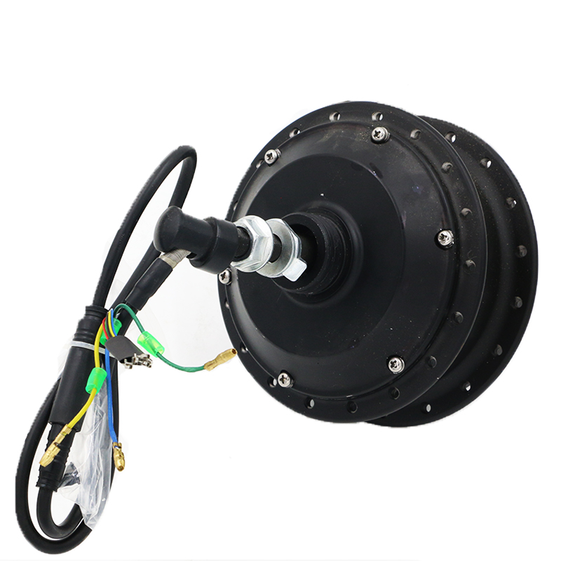 Free Shipping 36v 500w Powerful Bpm Brushless Gear Hub Motor Electric Bike Bicycle Motor For Front Rear Wheel 20inch 26inch 700c Electric Bicycle Motor Aliexpress