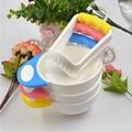 1Pc Baby Food Handmade Grinding Bowl Supplement Fruits /Vegetables Masher Bowl Baby food grinder Child Holding Fine Grinding Rod