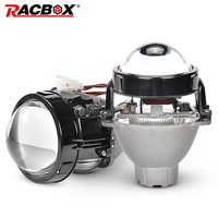 3 inch Lens Round Style Q5 Koito Projector HID Bi xenon LHD RHD for Retrofit H7 Motorcycle Headlight D2S D4S D1S D3S Lamp Bulbs