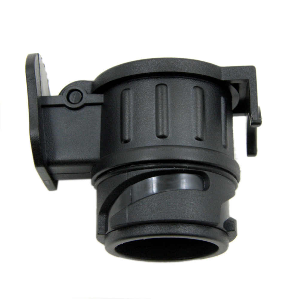 small resolution of  tiro 13 to 7 pin trailer adapter black frosted materials trailer wiring connector 12v towbar towing