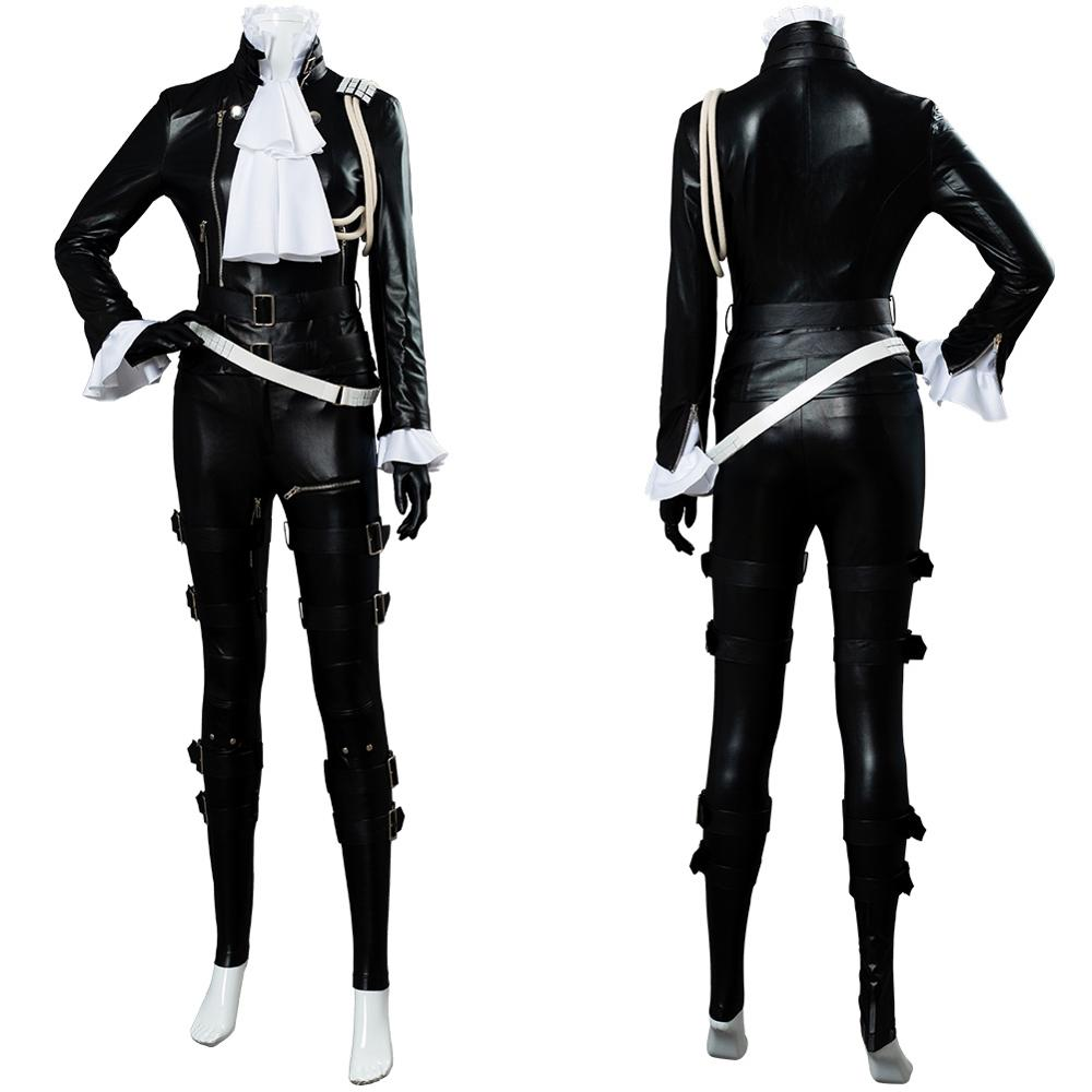 PROMARE Cosplay LIO FOTIA Costume Uniform Outfit Adult Halloween Carnival Costume Custom Made