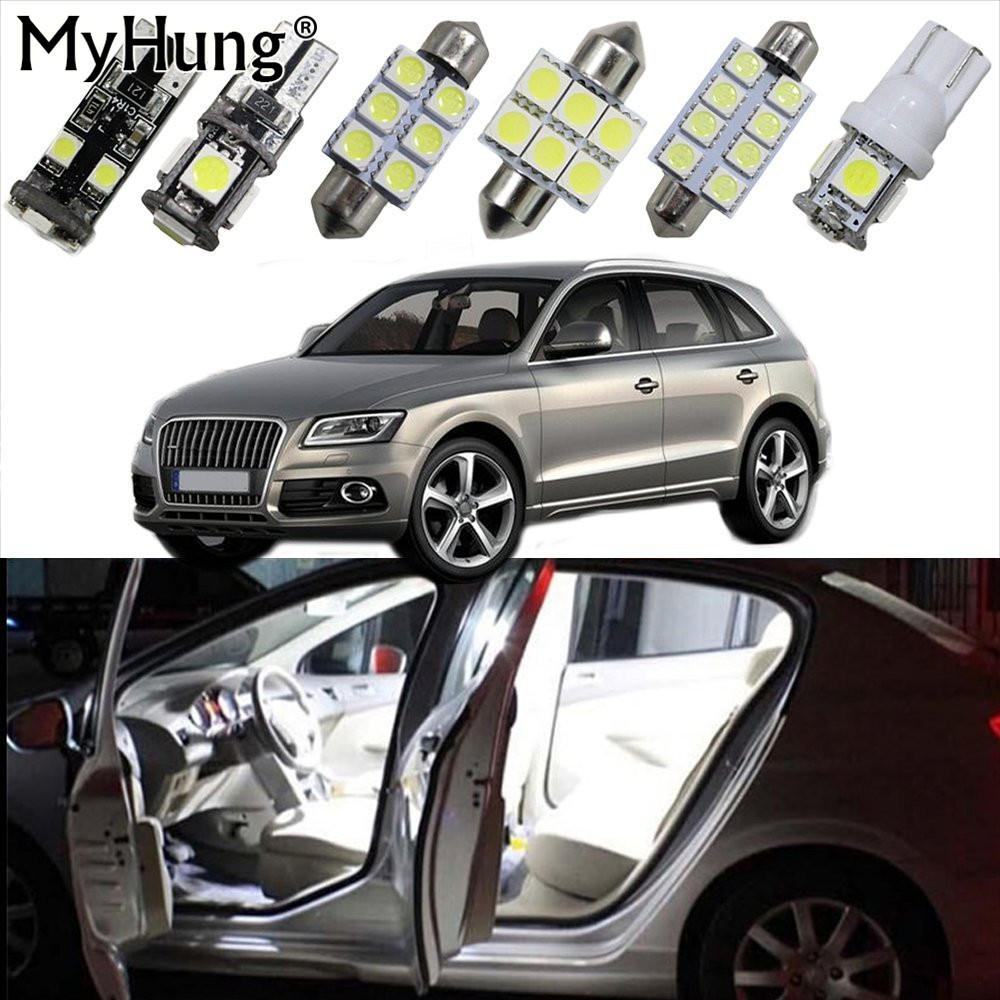 Map Led Light For Audi Q5 Car Interior Light Replacement