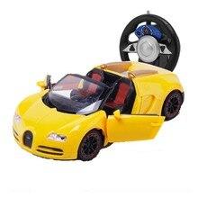 1:24 Remote Control Cars  Two-way Steering Wheel Door Remote Control Car Children's Toy Electric Remote Control Model Car Toys стоимость