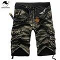 Shorts Hombre 2017 Marca de Moda Para Hombre Bermudas Hombres Cortos Masculino Cargo Shorts2