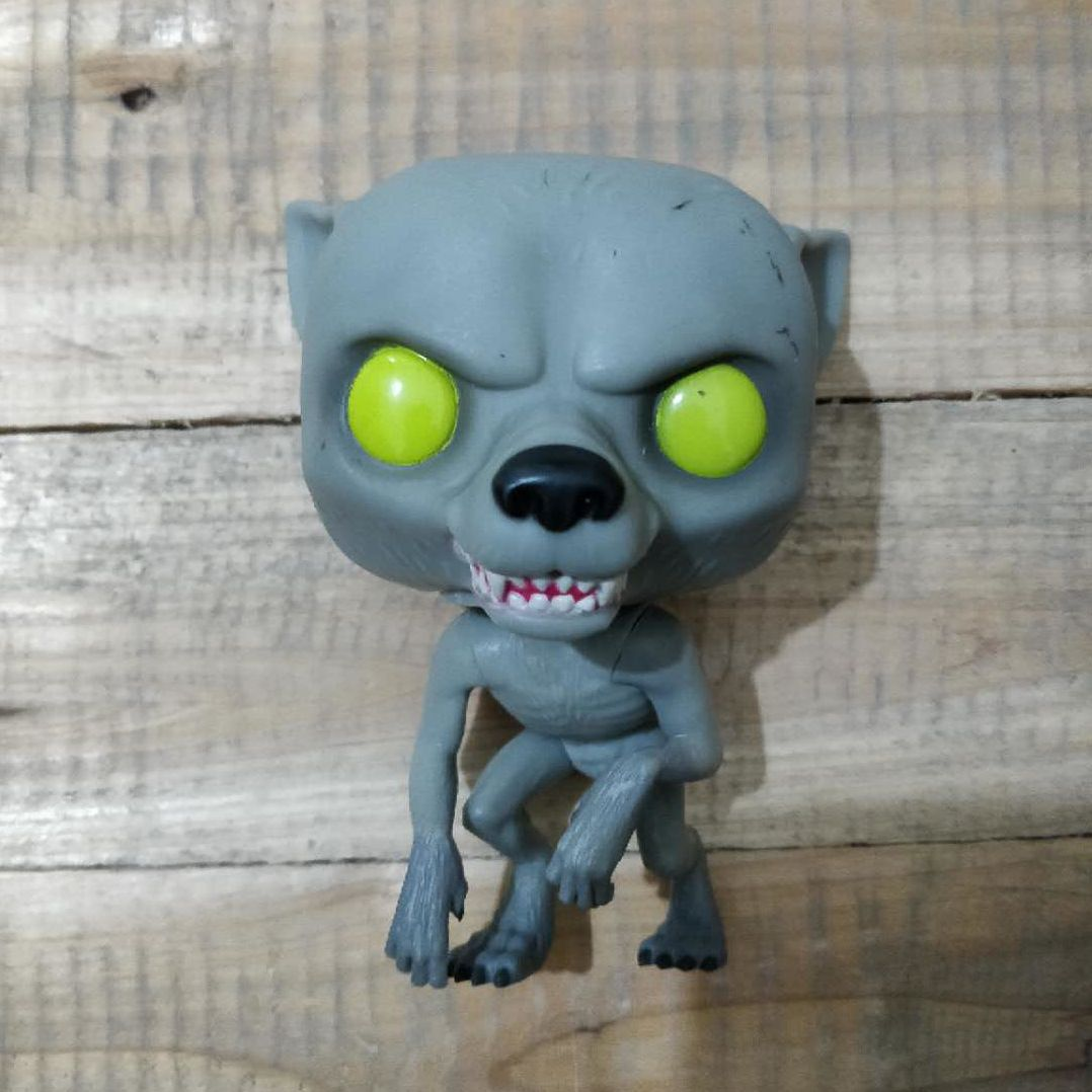 Exclusive Funko POP Secondhand Harry Potter - Remus Lupin (As Werewolf) Vinyl Action Figure Collectible Model Toy No Box