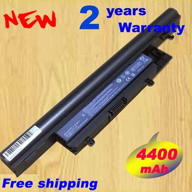 4400mAh Laptop battery For PACKARD BELL Butterfly S2 For EasyNote TX86 S series For Acer AS10H31 AS10H7E AS10H75 AS10H51 AS10H3E