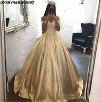 Charming Long Sleeve Quinceanera Dresses 2018 Tulle Appliques Floor Length Bandage Quinceanera Gowns Vestidos de Novia
