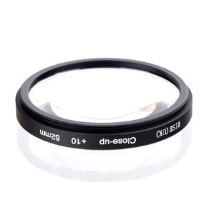 Image 2 - RISE (UK) 52mm Macro Close Up + 10 Close Up Filter für Alle DSLR digital kameras 52MM OBJEKTIV