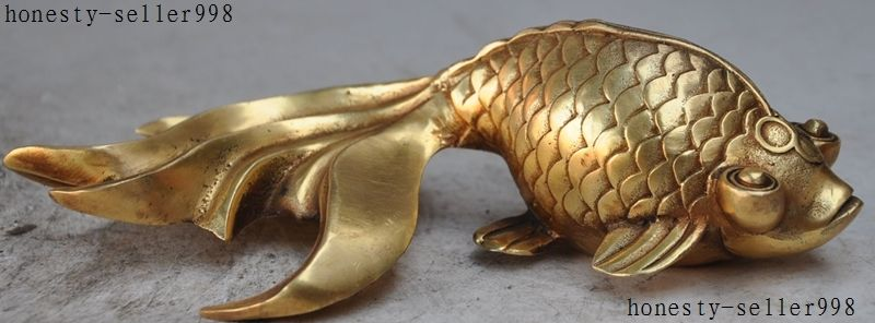 christmas Chinese fengshui brass auspicious Animal Goldfish fish Lucky Statue Decorative halloweenchristmas Chinese fengshui brass auspicious Animal Goldfish fish Lucky Statue Decorative halloween