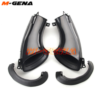 Motorcycle Air Intake Tube Duct Cover Fairing For YZF1000 YZF R1 YZF 1000 R1 2007 2008 2007 2008 07 08 Supermoto