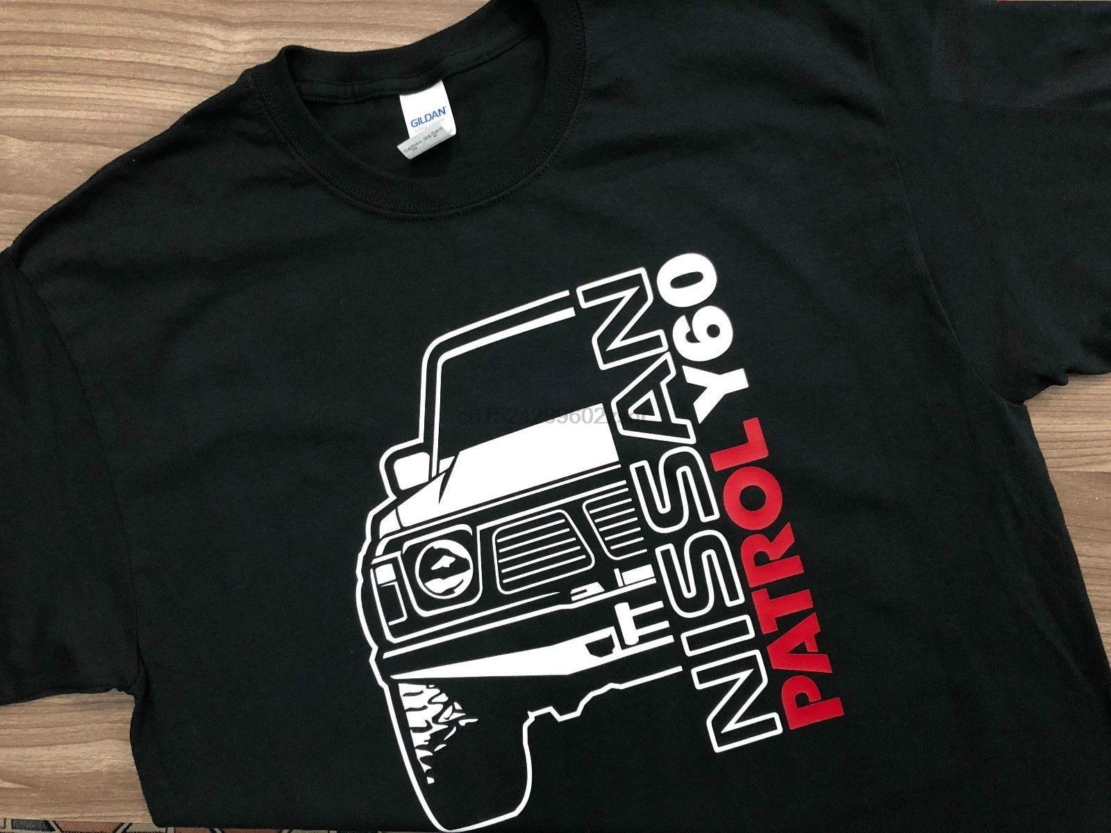 1 Be Novel In Design Nissan Patrol Premium Mens T-shirt Fashion Tee Shirt Casual Funny Tops Clothing