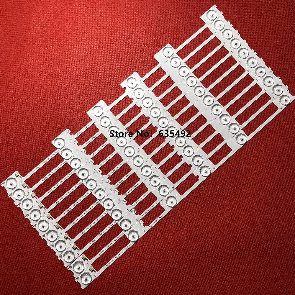 20 Pieces/lot Original And  New LED Backlight Bar For TV KDL48JT618A KDL48JT618U 35018539 35018540 6 LEDS*6V 442mm
