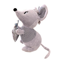 32/40cm cute mouse doll plush toy creative ornaments car accessories pillow for baby birthday gifts