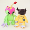 Digimon Adventure Greymon Palmon Plush Kids Toys Agumon Stuffed Soft plush figure Dolls Birthday Gifts 32-35cm