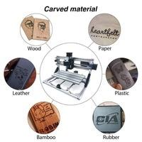 USB Laser Engraving Machine DIY Logo Mark Printer Cutter CNC Laser Carving Machine FOR windows XP SP3/win7/win8/win10 System
