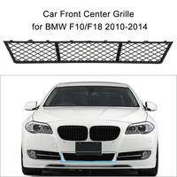 Car Front Lower Bumper Center Grille For BMW F10 F18 2010 2014