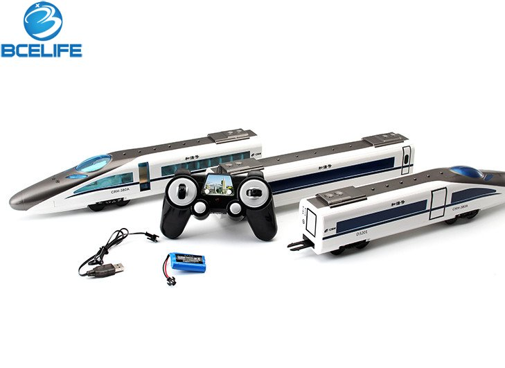 114CM-Newest-Design-RC-Train-Toy-Electric-Remote-Control-Train-Rail-4W-RC-Car-Model-Power-Bullet-Train-For-Kids-Children-RC-Toys-2