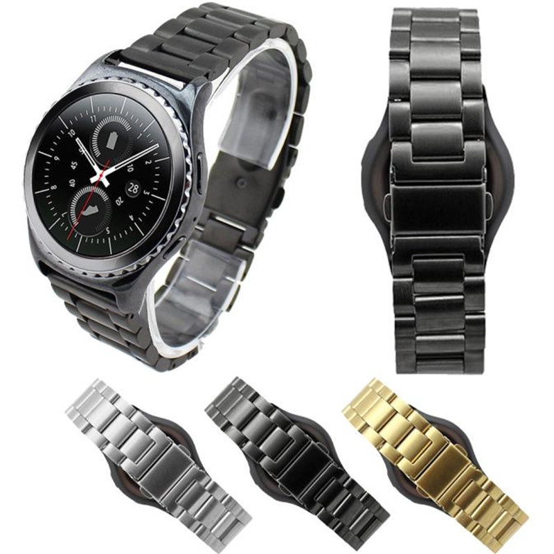 Stainless Steel Watch Band For Samsung Galaxy Gear S2 Classic SM R732 Watches Band For Samsung