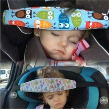 Одежда для младенцев pudcoco детское автомобильное сиденье с креплением на голову детский ремень Регулируемый манеж позиционер для сна детские безопасные подушки