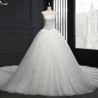 RSW1058 Bride Dresses Online Chinese Store Vestido De Noiva Princesa Luxo
