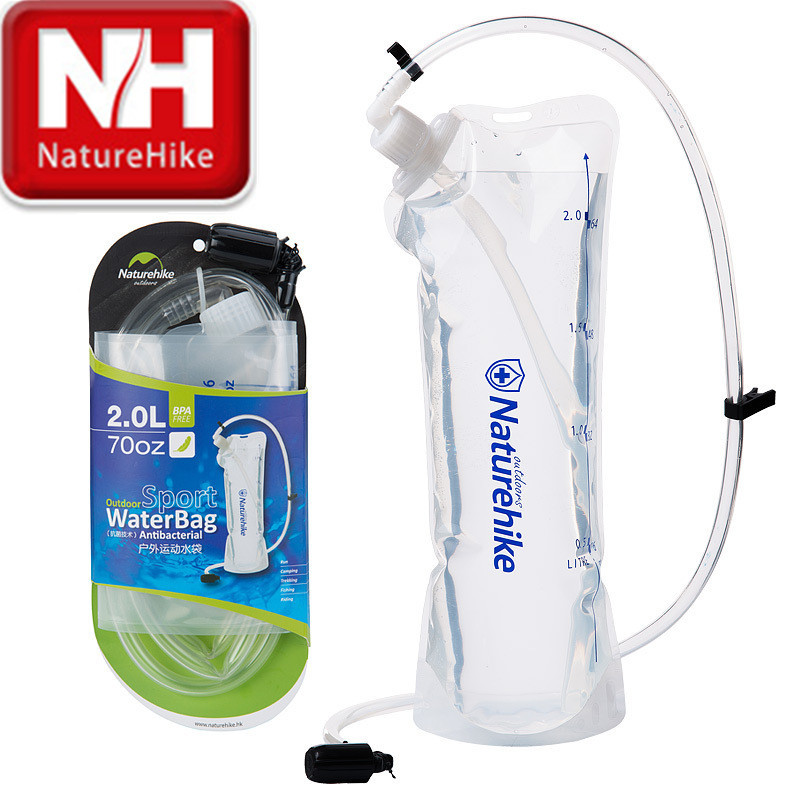 NatureHike 2L Portable Outdoor Sport Cycling travel ...