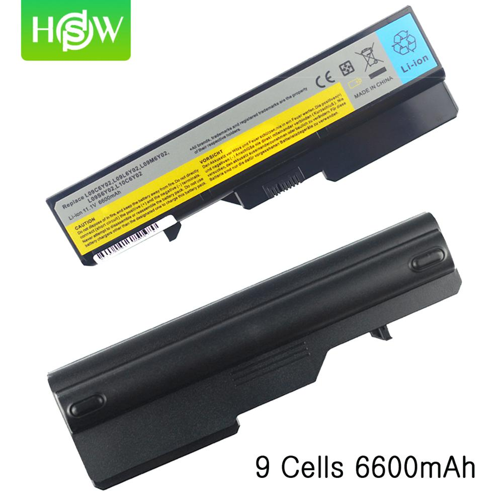 Image 5 - 4400mAh 6600mAh For Lenovo G460 G465 G470 G475 G560 G565 G570 G575 G770 Z460 V360A E47G Z370 L10M6F21 L09S6Y02 Laptop Battery-in Laptop Batteries from Computer & Office