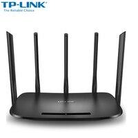 TP-LINK Kablosuz WIFI yönlendirici AC TL-WDR6500 1300 Mbps 1 WAN 4 LAN 2 USB 2.4 GHz + 5 GHz 802.11ac/ b/n/g/a/3/3u/3ab için Aile/SOHO