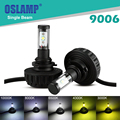 Oslamp Cree Chips #9006/HB4 6500 K 10000 K LED Kits de Faros de Coches 2WD 4WD SUV Auto Faros Antiniebla Head Light 40 w/Pair Bombillas LED Sin Ventilador