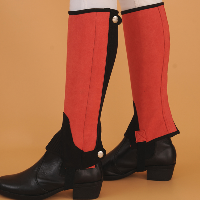 Equestrian Rider Soft Wearing Leg Protector Equipment Supplies Riding Adult And Child Knight Leggings Riding Boots