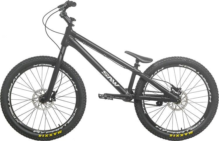 Le plus récent vélo de scie Original 24 pouces essais de rue vélo ECHO vélo tsar inspiré Danny MacAskill