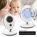 2.4 Inch Color LCD Wireless Digital Audio Video Security Baby Monitor 2 Way Talk Night Vision Temperature monitoring
