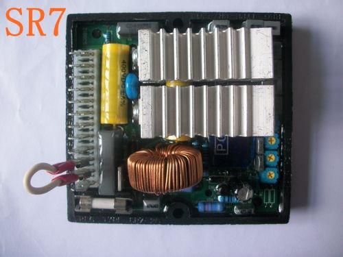 Mecc Alte Generator AVR SR7 Automatic Voltage Regulator Power Tool Parts rgv12100 robin generator avr automatic voltage regulator replacement parts