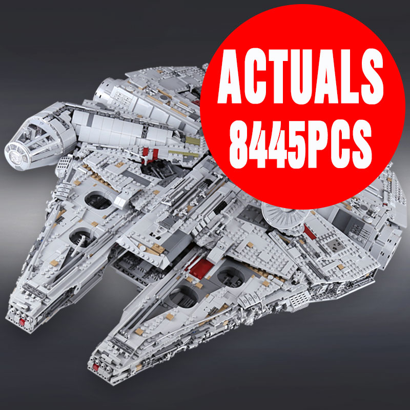 LEPIN 05132 New 8445Pcs Star Series Wars Ultimate Collector's Model Destroyer Building Blocks Bricks Children 75192 lepin 05132 star series wars new ultimate collector s model destroyer building blocks bricks children toys 8445pcs gifts 75192