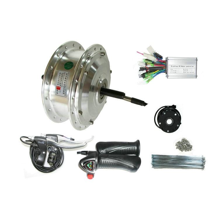 Electric Bike Motor Kit Price: 350W 24V Electric Bike Motor Electric Bicycle Motor Kit