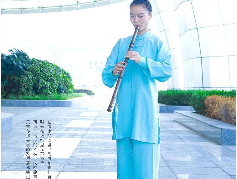 Traditional Tai Ji Daoist Uniform 5