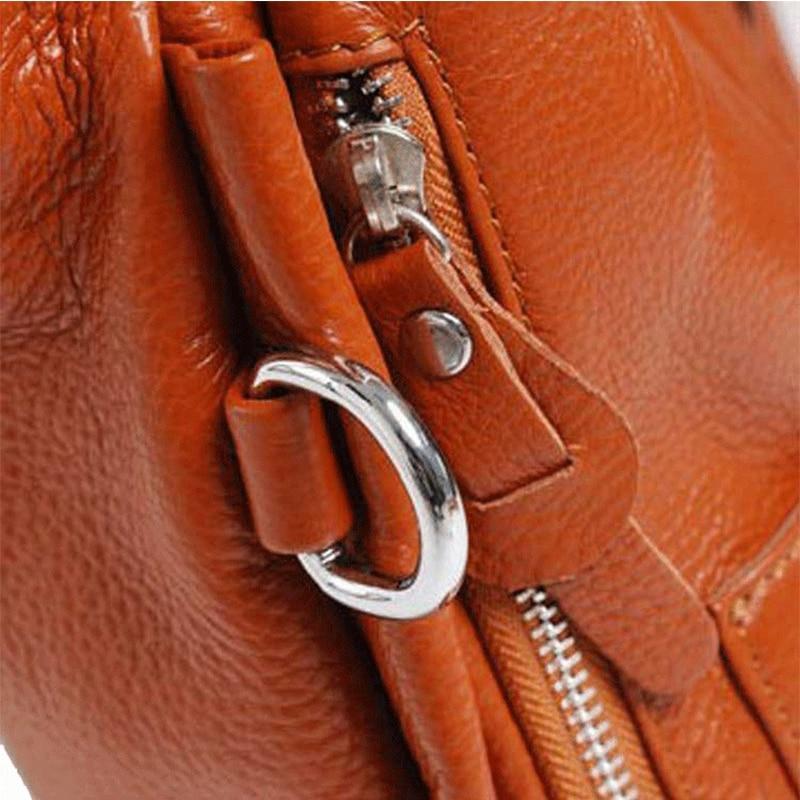 Роскошная брендовая Gabrielle сумка для женщин 2019, высокое качество, коровья кожа, сумка для покупок, модная Большая вместительная черная сумка ... - 5