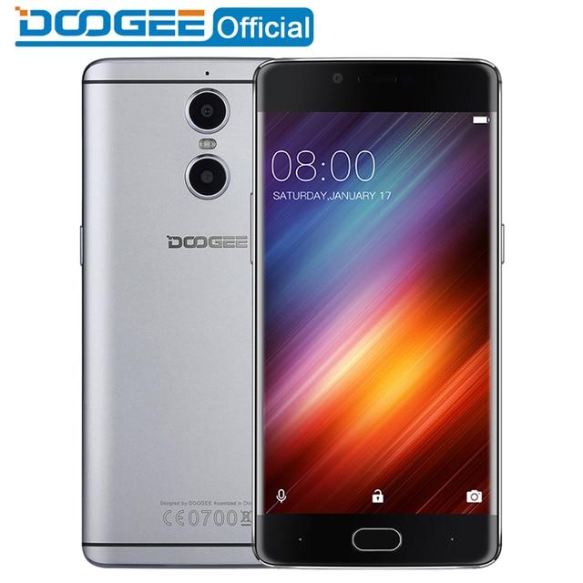 DOOGEE Shoot 1 Dual Rear Cameras Fingerprint 5.5Inch FHD 2GB+16GB LTE mobile phones Android 6.0 MTK6737T Quad Core 3300mAH 2 SIM