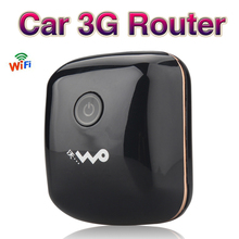 3G Mobile Wifi Hotspot Car USB Modem 7.2Mbs Universal Broadband Mini Wi-fi Routers Mifi Dongle with SIM Card Slot